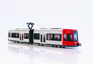 Siku-Straßenbahn
